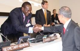 Kandeh Yumkella - UNIDO Director General to lead new UN Development Initiative