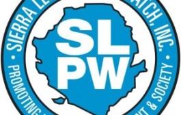 SLPW congratulatory message to President Ernest Bai Koroma