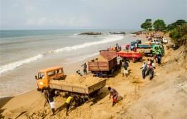 Sierra Leone:-Sand-mining threatens homes and livelihoods in Sierra Leone (IRIN)