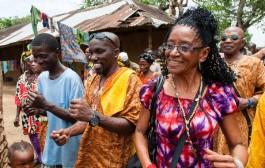 Cubans Visit their Ancestral Home in Sierra Leone, West Africa
