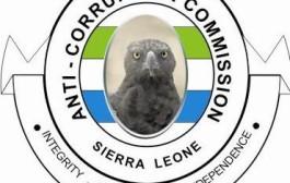 Sierra Leone:-The ACC failed the nation, again!