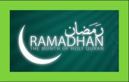 Wishing you all a very Happy Ramadan Kareem.