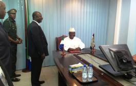 ADDRESS By President Koroma of Sierra Leone:-