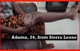Women from Sierra Leone 'sold like slaves' into domestic work in Kuwait