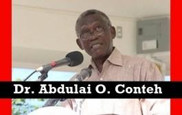 Sierra Leone:- Dr. Abdulai Conteh on