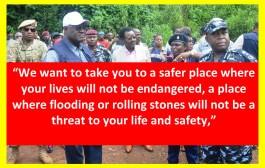 Sierra Leone:- President Koroma Urges Flood Disaster Team to Sustain Effective Response. (PHOTOS)