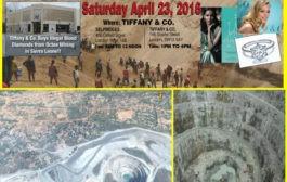 Kono district descendants' global protest against Octea mining and Tiffany & Co. in Sierra Leone