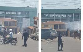 Police Brutality and Propaganda In Sierra Leone