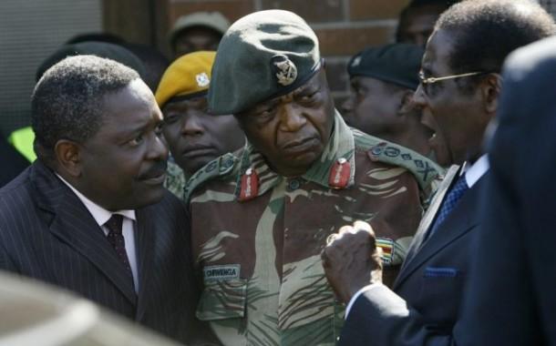 Zimbabwe :- Those who make peaceful revolution impossible, will make violent revolution inevitable.