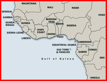 Political risks in the Gulf of Guinea | Sierra Leone News, This is