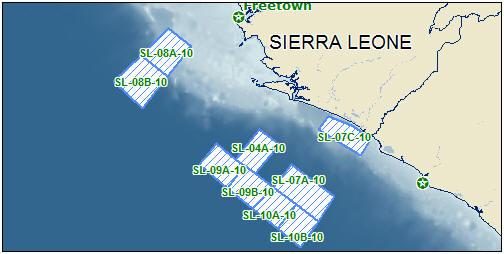 OIL in Sierra LeoneTullow makes Sierra Leone discovery Sierra