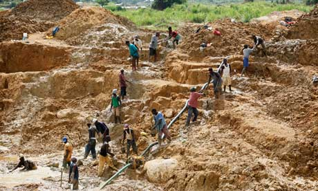 Sierra Leone launches online mining database to increase transparency