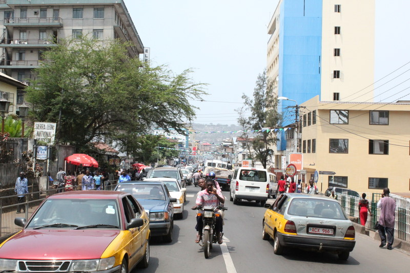 Sierra Leone drafts a development plan for the next 50 years