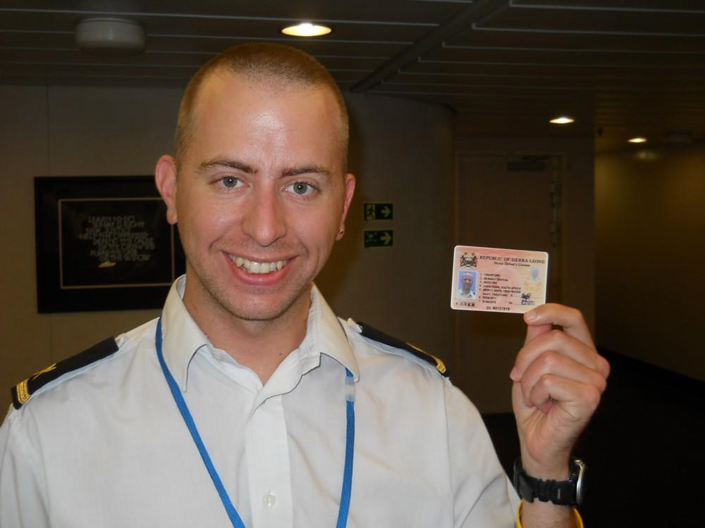 Voici comment on obtient son permis de conduire au sierra - Reussir son permis de conduire du premier coup ...