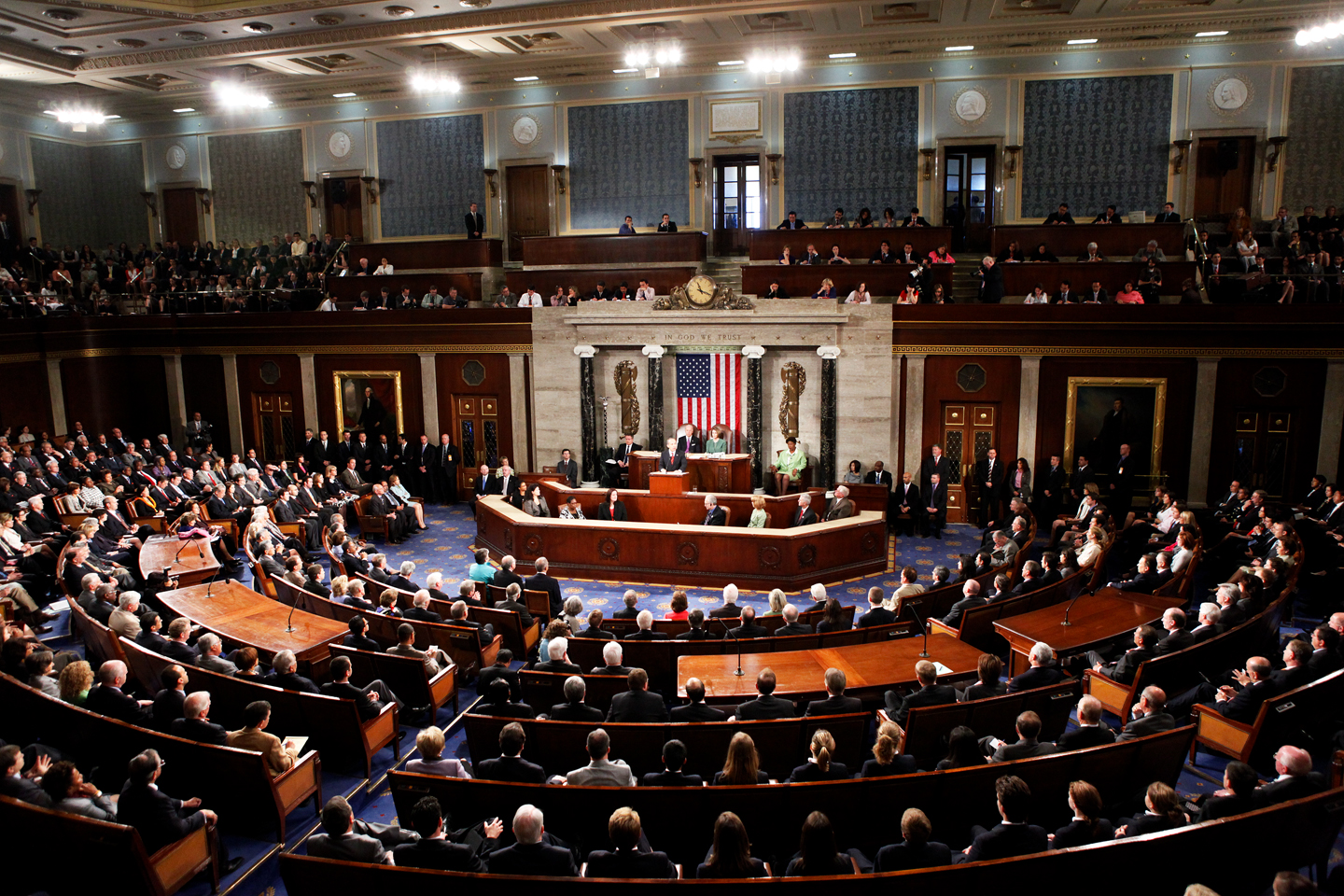WWIII Red Alert! U.S. House Of Representatives Passes ...