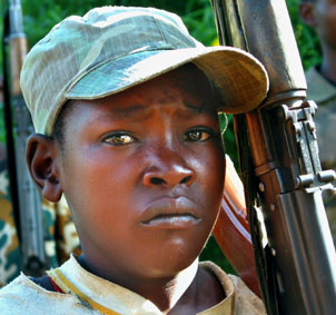 The real invisible children:- Female Child Soldiers ...