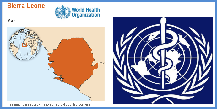 """80% Maternal Death happened in Rural areas in Sierra Leone, says World Health Organisation  Dr. Alemu"