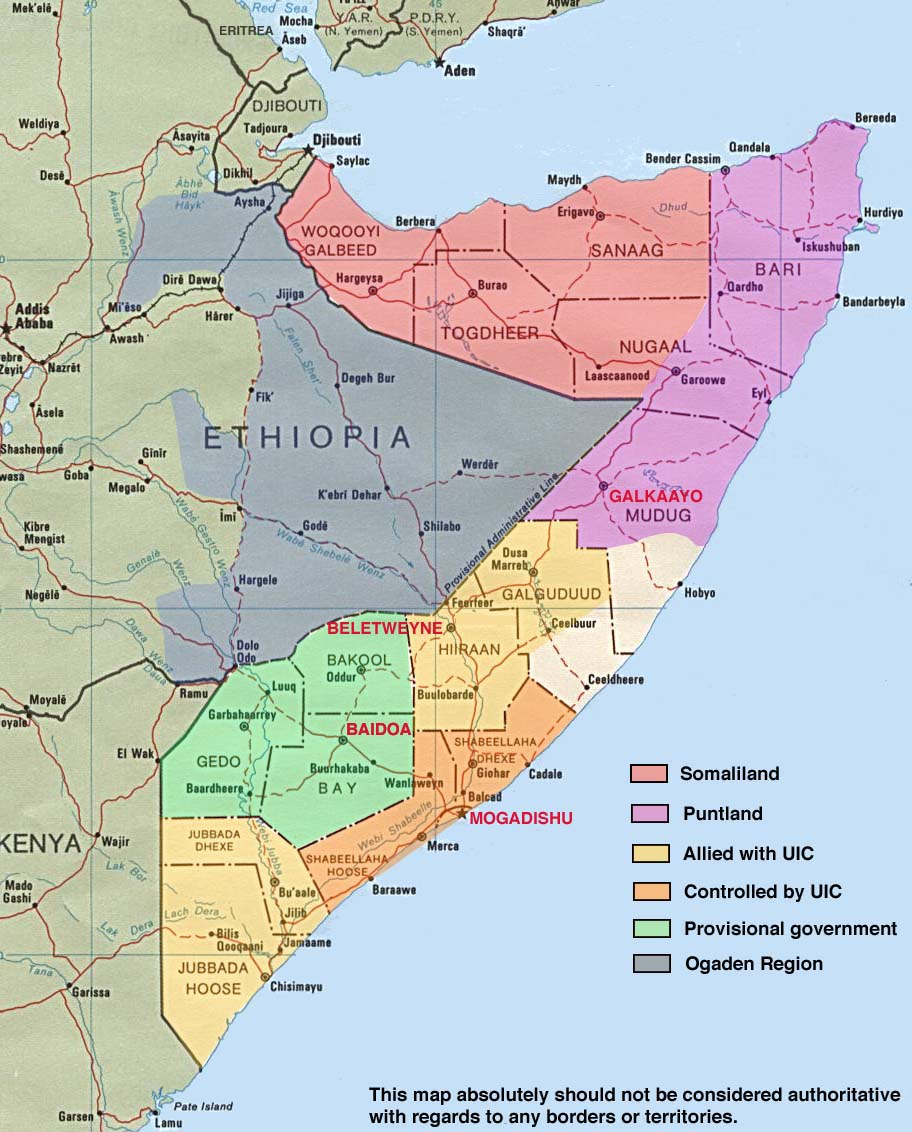 Destination oblivion: the failure of Western policy in Somalia ...