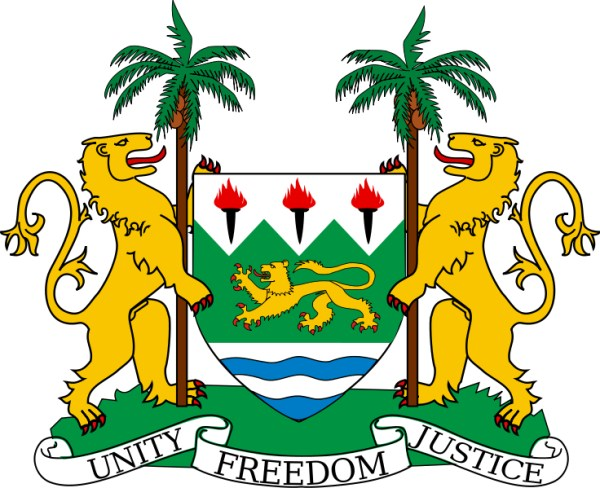 Government Of Sierra Leone:- A MAJOR CABINET RESHUFFLE. -FULL LIST (13th March 2016)