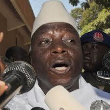 Zineb Yahya Jammeh Mr Erratic and Irratio...