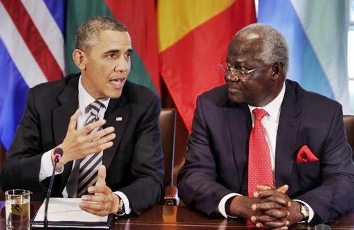 meeting barak obama