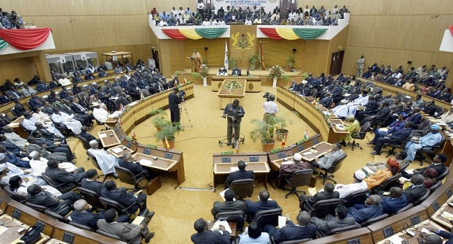 ECOWAS to prohibit 3rd Term rule for Presidents of Member states.