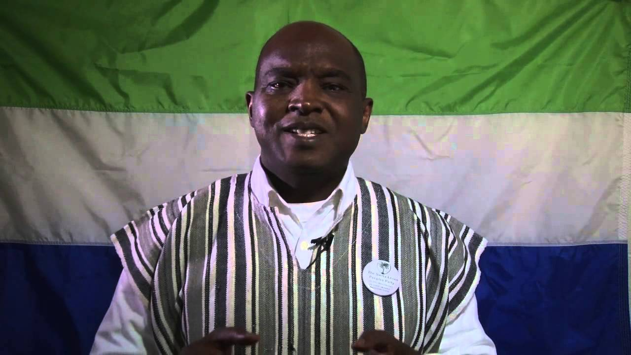 Sierra Leone:-  ALIE KABBA- update on the events of the day so far in Freetown.