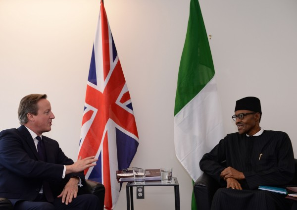 Just return our stolen assets – Nigeria's President Buhari tells UK.  We don't need Cameron's apology, but return our stolen assets.