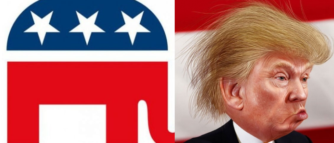 Things Fall Apart. The Republican Party is No Longer at Ease.
