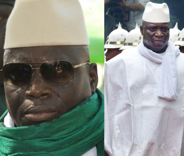 """The Gambia:- Yahya Jammeh and Africa's """"Strongman Syndrome."""""""