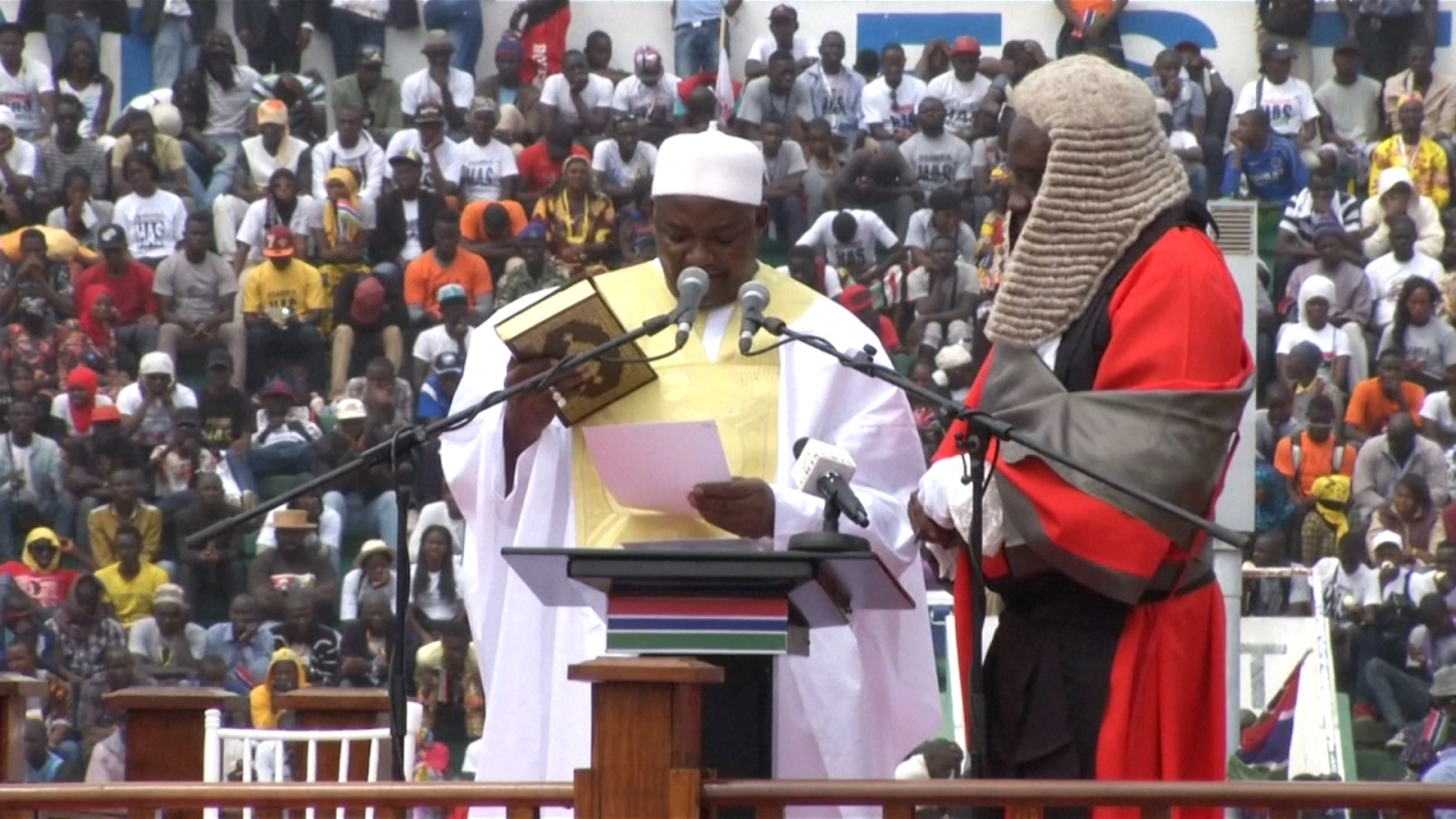 The Gambia Has Decided: But……….