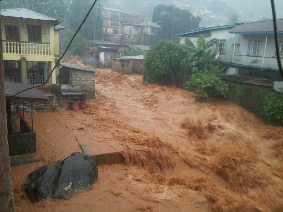 SIERRA LEONE:- The Flood in Sierra Leone: A Post Mortem.