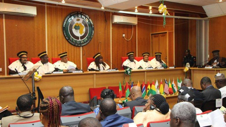 SIERRA LEONE:- The removal of Sam-Sumana as VP of Sierra Leone was illegal says ECOWAS Court .