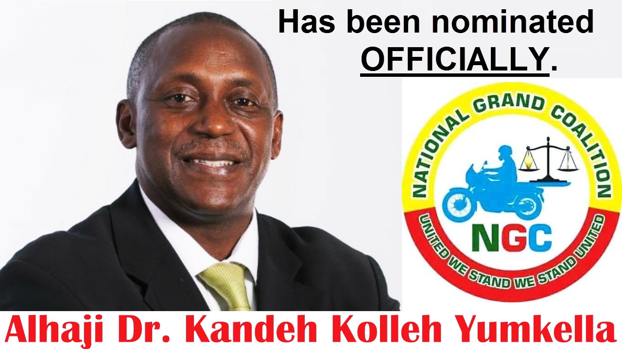 SIERRA LEONE:- In Kambia, Constituency 062 nominates Kandeh Yumkella for Member of Parliament.
